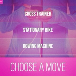 There's so many options for tracking your fitness on the Lorna Jane App!